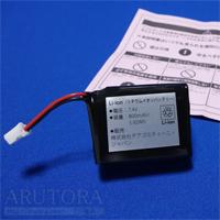 週刊ロビ(Robi)ブログ第46号、付属はバッテリーのみで組み立て作業は無し。注意事項などの確認