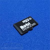 週刊ロビ(Robi)ブログ、microSDカードのバックアップと復元方法。ロビのココロを保存しよう