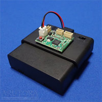 週刊ロビクルをつくるブログ第10号、ヘッドライトと赤外線受光ボードの動作確認をする