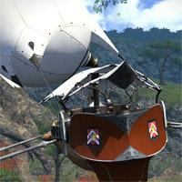 【新生FF14】FCクラフトで飛空艇を作る。地下工房で4人PTが必要、いずれは浮島へいけるだろうか