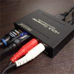 【PS4】HDMIから音声を分離変換する方法、PS4スリムで光デジタル出力がなくても出力形式を選べる