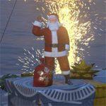 【WoWS】課金ガチャ登場!クリスマス記念で1ドル,3ドル,5ドルの3種類から選べる。ギフトの送り方など