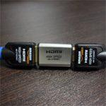 【PS4】HDMI延長アダプターのおすすめ。長いHDMIケーブルを買うより安く済み、相性の問題もない
