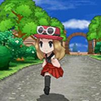 ポケモンXYの3Dな女主人公が可愛い件。新映像ではポケモンに乗れることも判明