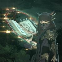 【新生FF14】戦記武器のブックオブパラスを入手!IL110になると魔法陣が浮かび上がる