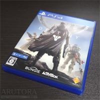 【DESTINY】PS4とあわせて購入。初回特典の武器とスパローの入手場所など