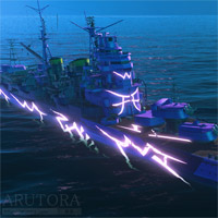 【WoWS】蒼き鋼のアルペジオ「ARP Myoko」をゲット!ギリギリ間に合ったミョウコウチャレンジ!
