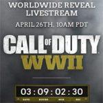 【CoDWW2】CoD最新作は第二次大戦モノ。未来戦飽きた、つまらないという人は必見!ティザーサイト公開