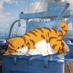 【WoWS】はいふりコラボで猫艦長!大艦長「五十六」入手方法。専用ボイス付きで全日本艦艇に搭乗可能
