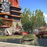 【FF14】シロガネの土地の値段一覧と場所。城があるのにシロガネーゼ!和風ハウジングを楽しもう