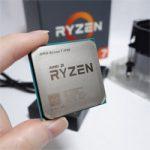 【自作PC】Ryzen7 1700とAB350 PRO4レビュー。リテールクーラーのレイスはLED搭載、コスパは最強だ
