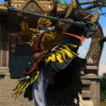 【FF14】風水霊殿ガンエン廟攻略。孫悟空がボスとして登場!如意棒や分裂などイメージ通りの技が楽しい
