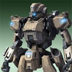 ボーダーブレイクの世界設定やブラストランナーの大きさ。ニュードで動く全長5mサイズの人型ロボット